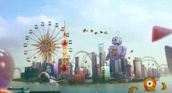 HAHA Shanghai's playground