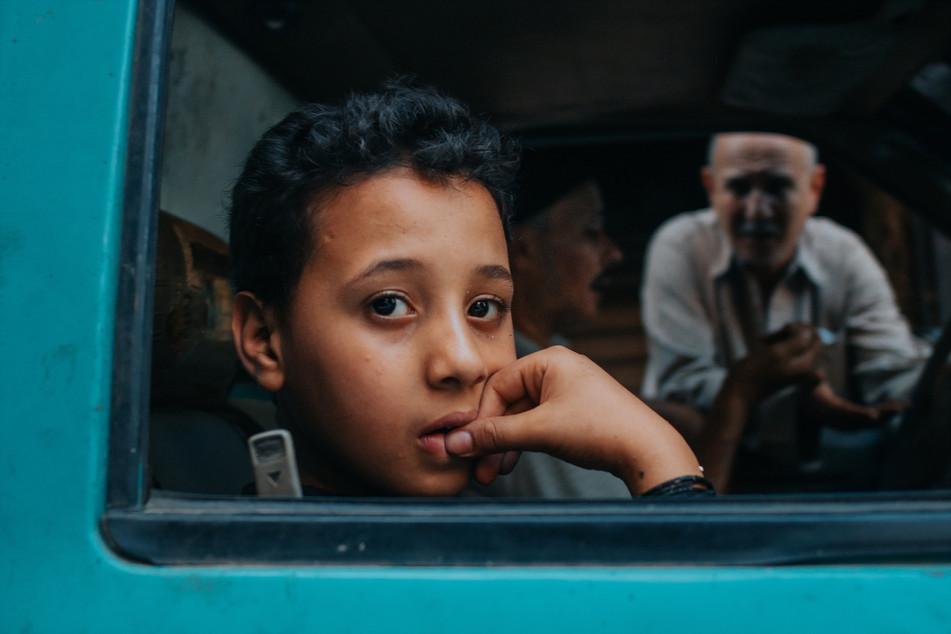CAIRO - CITY OF RUBISH
