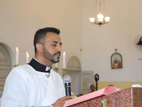 Diocese de Cruz das Almas ordena seu primeiro Padre neste sábado (10)