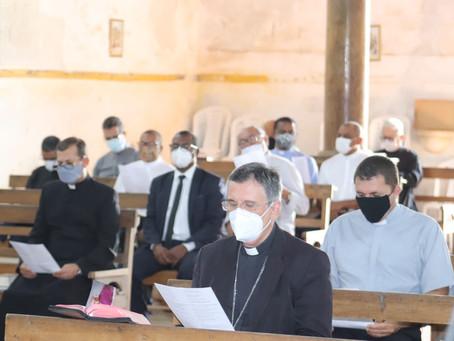 Diocese de Cruz das Alma promove Reunião Geral do Clero