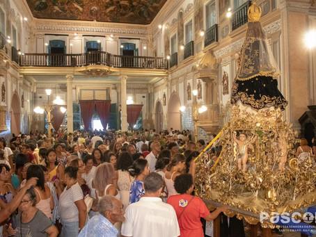 Católicos se preparam para festejar a Rainha do Recôncavo Baiano, Nossa Senhora da Purificação