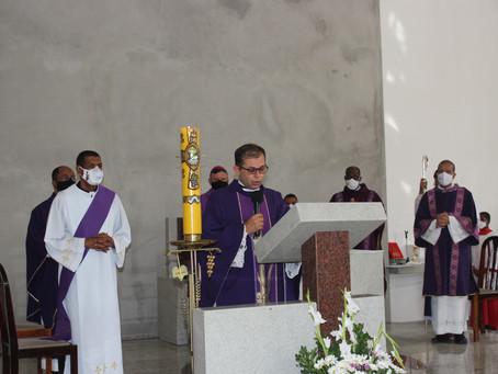 Padre João Carlos Pestana é o novo Pároco da Paróquia São José