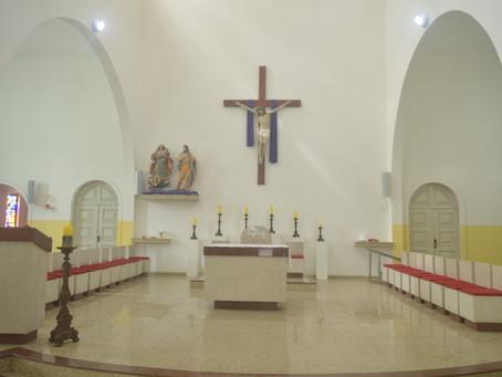 Missa dos Santos Óleos será celebrada pela primeira vez em Cruz das Almas