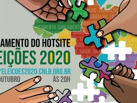 ELEIÇÕES 2020: MAIS DUAS FERRAMENTAS PARA CONTRIBUIR NO DISCERNIMENTO DOS CRISTÃOS CATÓLICOS