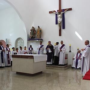 Missa em ação de graças pela Cúria e Governo Diocesano