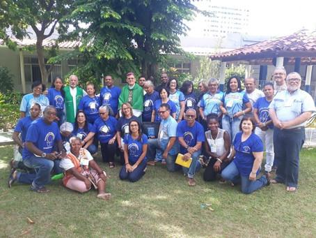 Pastoral da Sobriedade do Regional Nordeste 3 promoveu Curso de Capacitação nesse final de semana
