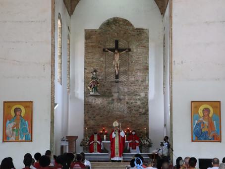Paróquia da Bacia do Iguape celebra seu Padroeiro