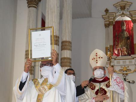 Padre José Oliveira é o novo Monsenhor da Diocese de Cruz das Almas