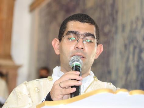 Diocese anuncia data da Ordenação Sacerdotal do Diácono Adeilson Pugas