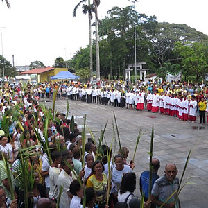 Celebração de Ramos