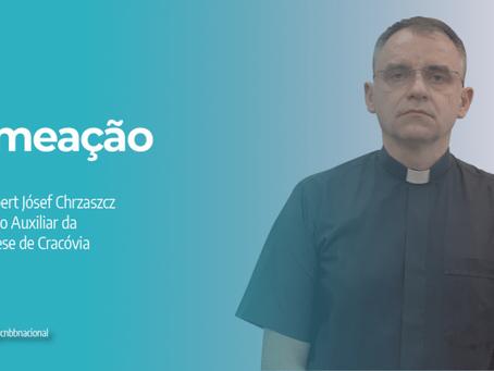 PAPA FRANCISCO NOMEIA SACERDOTE FIDEI DONUM NO BRASIL BISPO AUXILIAR NA ARQUIDIOCESE DE CRACÓVIA