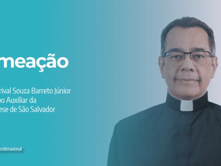 Papa Francisco nomeou o padre Dorival Souza Barreto como bispo auxiliar da Sé Primacial do Brasil