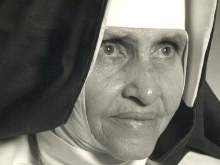 Canonização de Irmã Dulce será no dia 13 de outubro