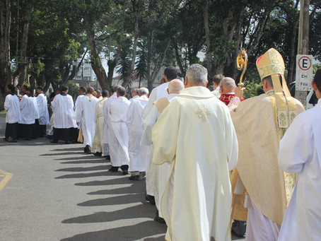 Mensagem de Dom Antonio Tourinho para o Dia Mundial de Oração pela Santificação dos Sacerdotes