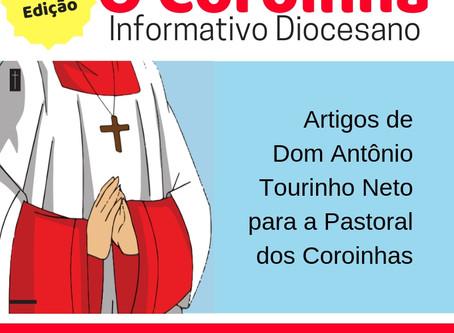 """""""O coroinha"""" – INFORMATIVO DIOCESANO"""