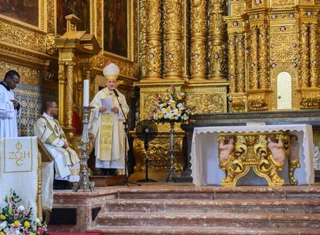 Missa em Ação de Graças pelo pastoreio de Dom Murilo será transmitida ao vivo