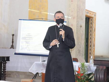 Palavra do Bispo na 3ª Assembleia Diocesana de Pastoral