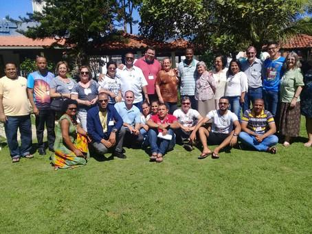 Diocese representada em Encontro de Formação dos COMIDI's RN3