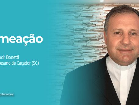 PAPA FRANCISCO NOMEIA BISPO PARA A DIOCESE VACANTE DE CAÇADOR (SC)