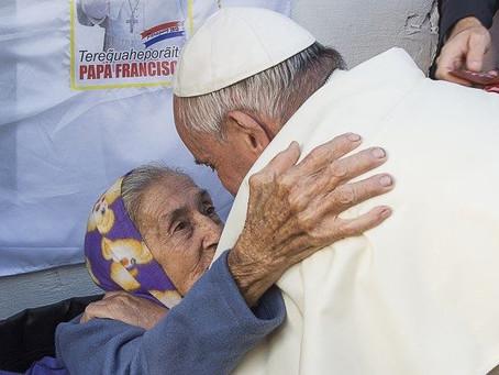 Coordenador Nacional da Pascom traz primeiras impressões da mensagem do Papa para 55dmcs