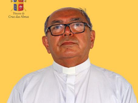 Padre José receberá título de Monsenhor neste sábado (26)