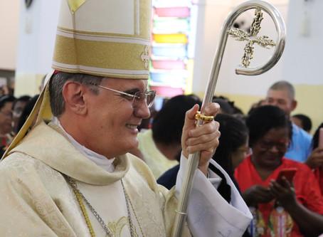 Mensagem de Páscoa de Dom Antonio Tourinho