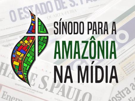 Jornais brasileiros repercutem Sínodo dos Bispos para a Região Pan-Amazônica