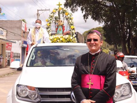 Festa de Nossa Senhora do Bom Sucesso, Padroeira da Diocese de Cruz das Almas