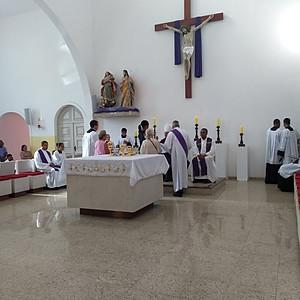 Caminhada Penitencial Catedral