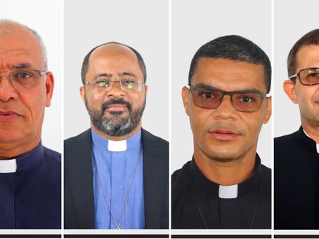 Presbíteros da Diocese tomam posse neste final de semana em suas novas paróquias