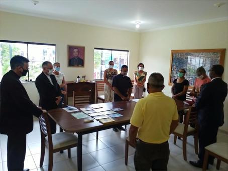 Diocese implanta Instituto da Família e Núcleo de Formação e Espiritualidade da Pastoral Familiar