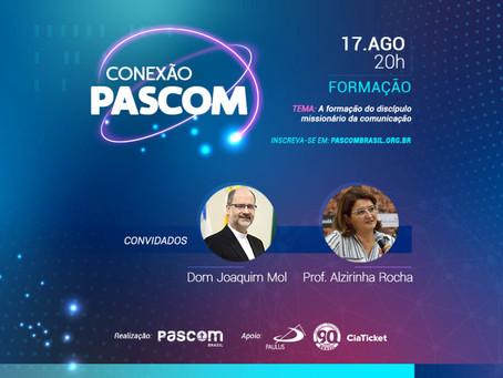 A Pascom Brasil promove mais uma temporada da Conexão Pascom