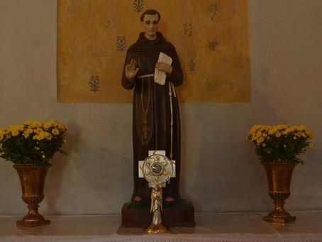 Santuário de Diocesano de Santo Antonio de Sant'Ana Galvão