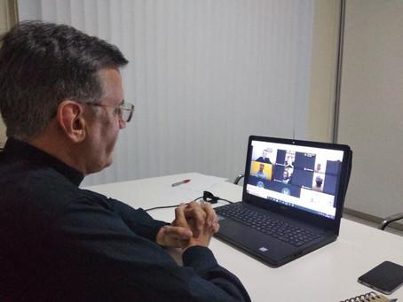 Dom Antonio Tourinho Neto se reúne com fundadores das Novas Comunidades Católicas do Regional NE 3
