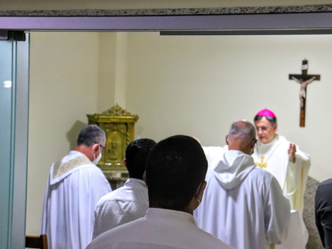 Inaugurado Seminário Diocesano