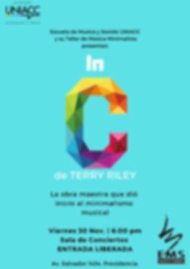 UNIACC IN C show Instrmental Eventos