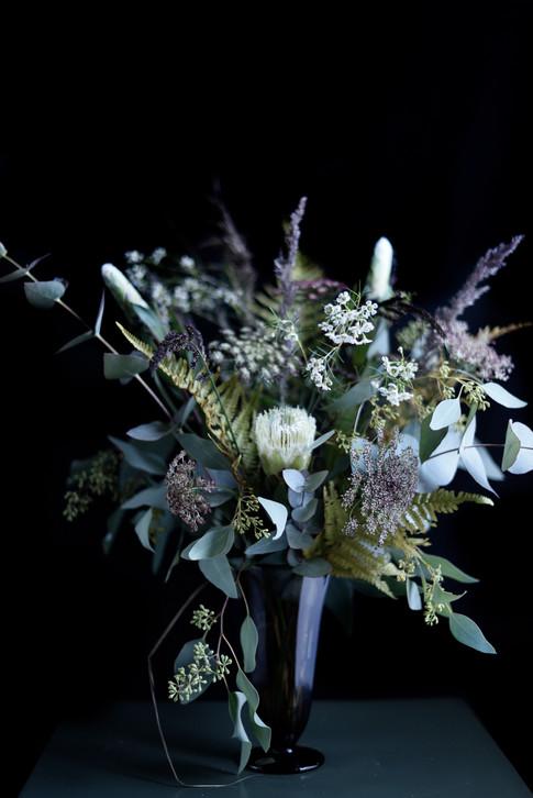 Blomstrende Efterår  Oktober 2020 Hos Fine Fund