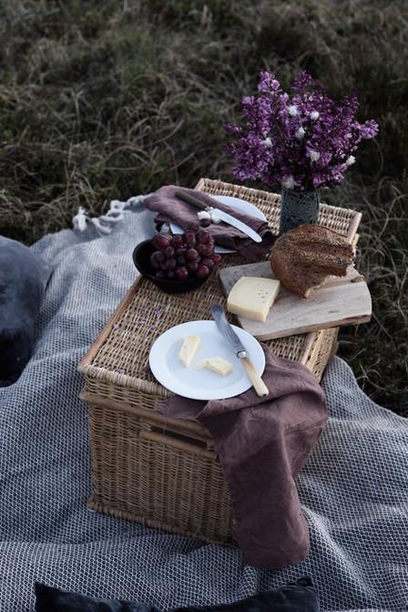Breakfast on the moor