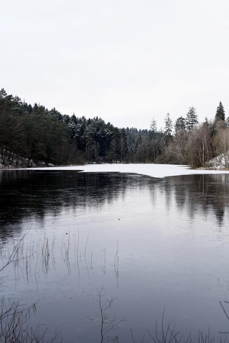 Winter, Silkeborg