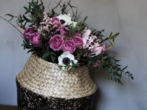 STYLING & PHOTO WORKSHOP //  food&flowers