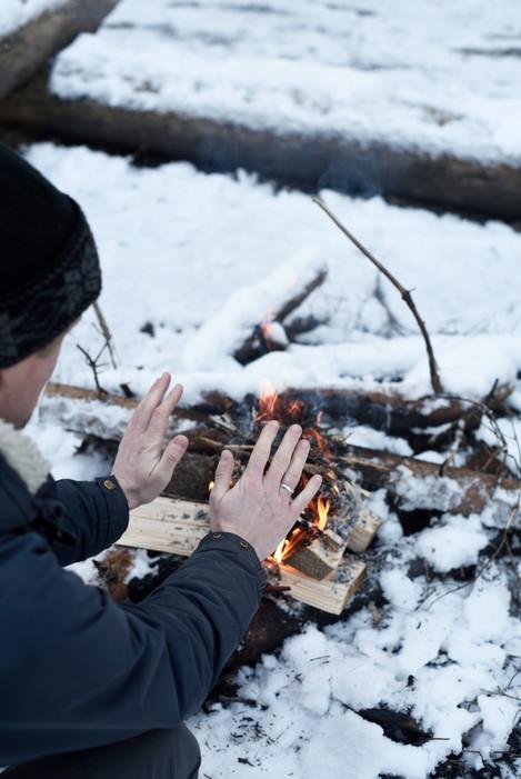 Bonfire, Silkeborg