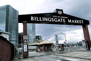Oceanfleet Seafood billingsgate market
