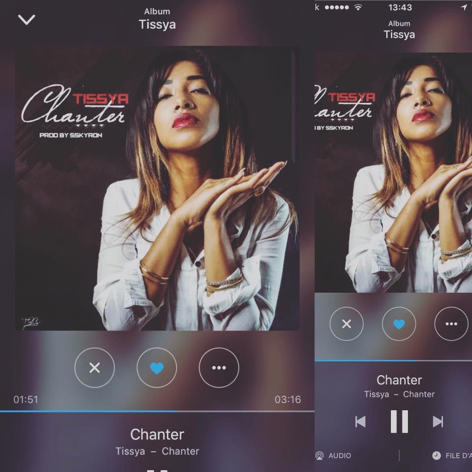 24.10.17 Clip TISSYA - Chanter