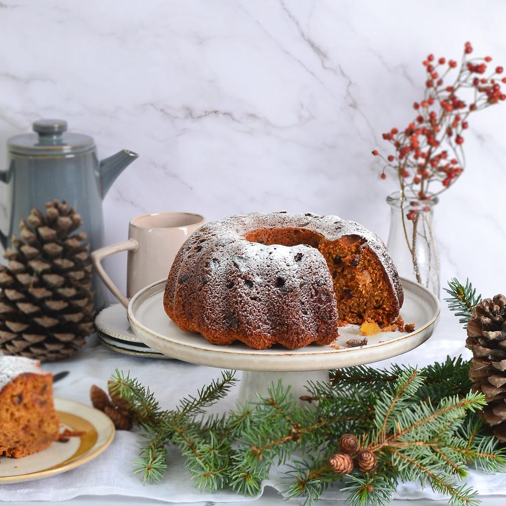 Recept voor een authentieke kersttulband