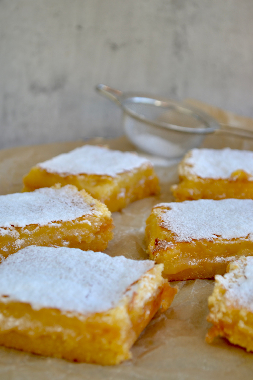 Lemoncurd koekjes