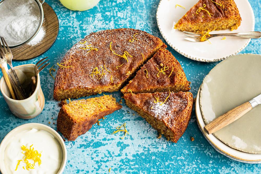 Recept cake limoncello