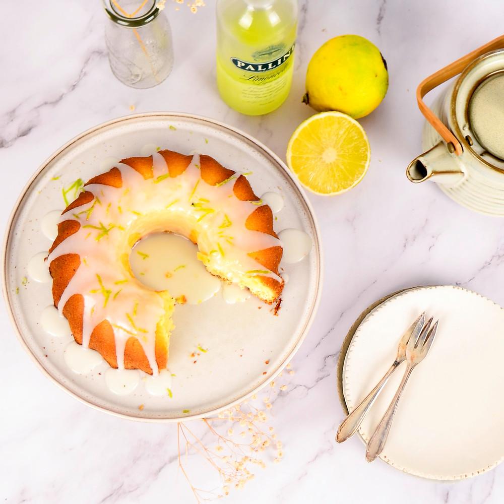 Recept voor een limoncello tulband met bergamot