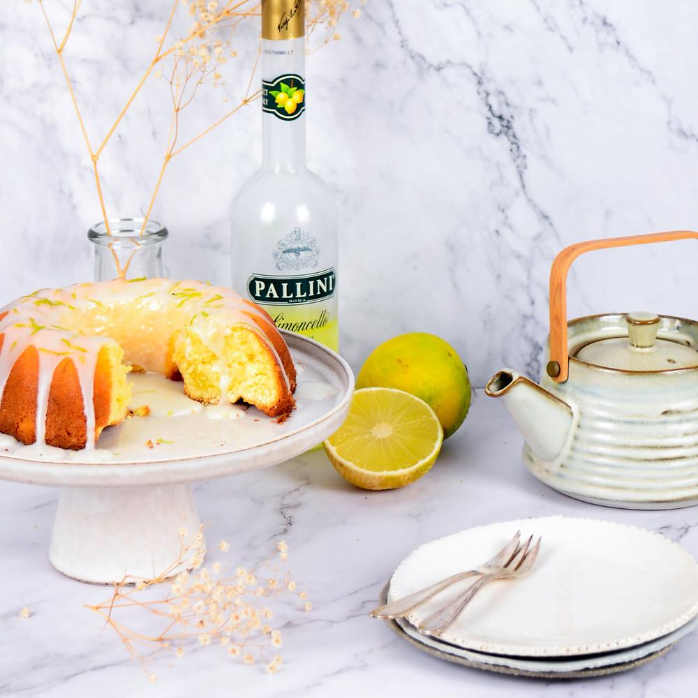 Tulband met bergamot en limoncello recept