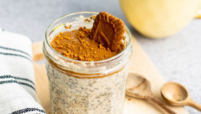 Speculoos overnight oats