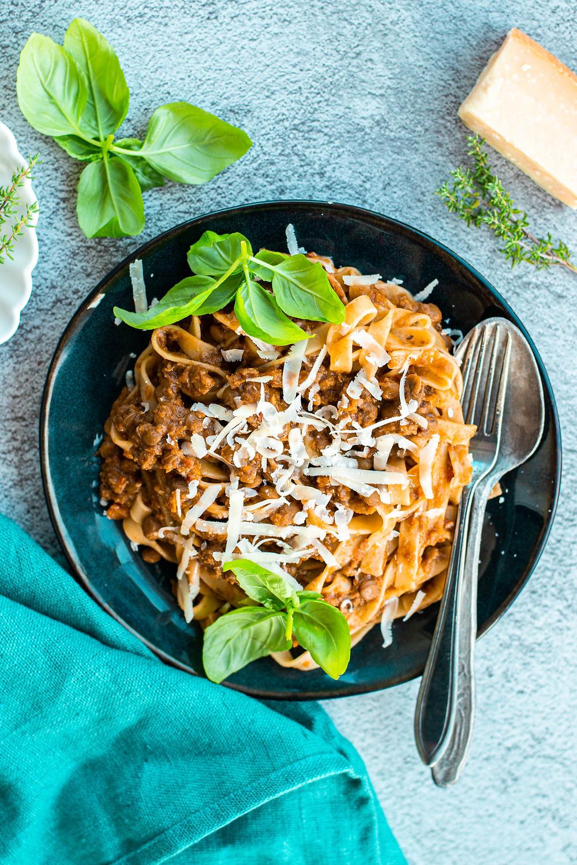 Recept voor een vegetarische ragú